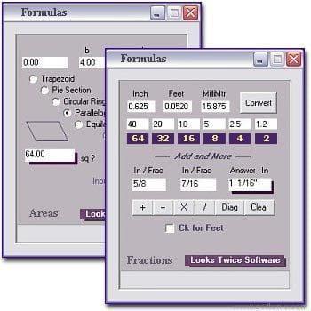 MH Formulas