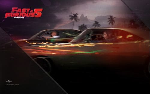 Fast and Furious 5 Wallpaper