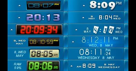 Free Desktop Clock Download