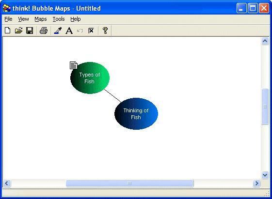 Think! Bubble Maps