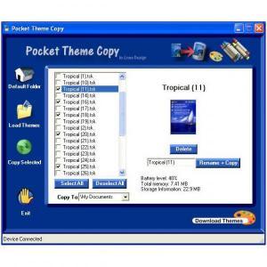 Pocket Theme Organizer