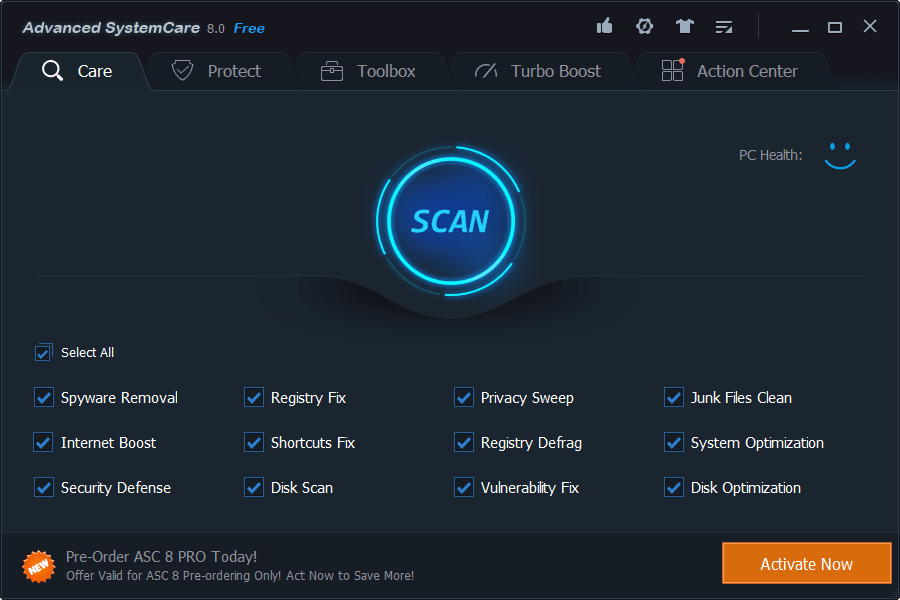 Advanced SystemCare Pro 11.0.3.189