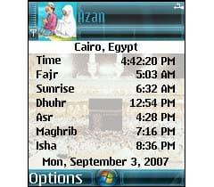 Azan Times for Worldwide Prayers