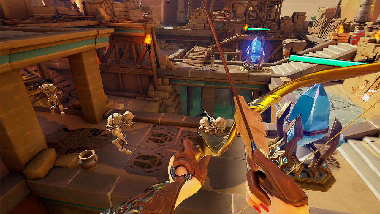 Ancient Amuletor Demo PS VR PS4