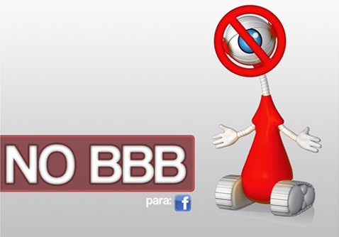 No BBB 3.1 (Chrome)