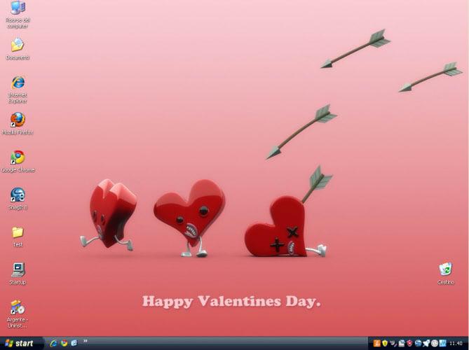 Happy Valentines Day Wallpaper - Download