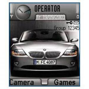 BMW Z4 Theme