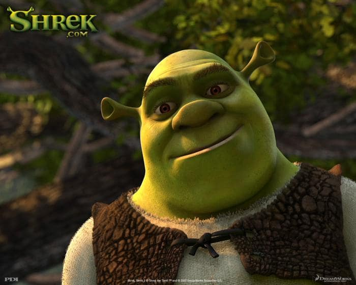 Screensaver Shrek