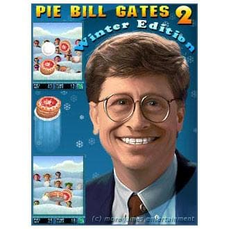 Pie Bill Gates 2: Winter Edition