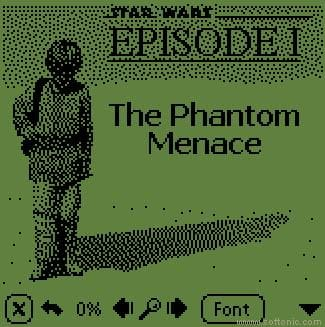 Star Wars Phantom Menace Guide