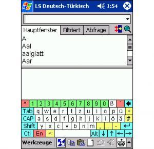 LingvoSoft Talking Dictionary 2008 Deutsch-Türkisch