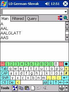 LingvoSoft Talking Dictionary 2008 Deutsch-Slowakisch