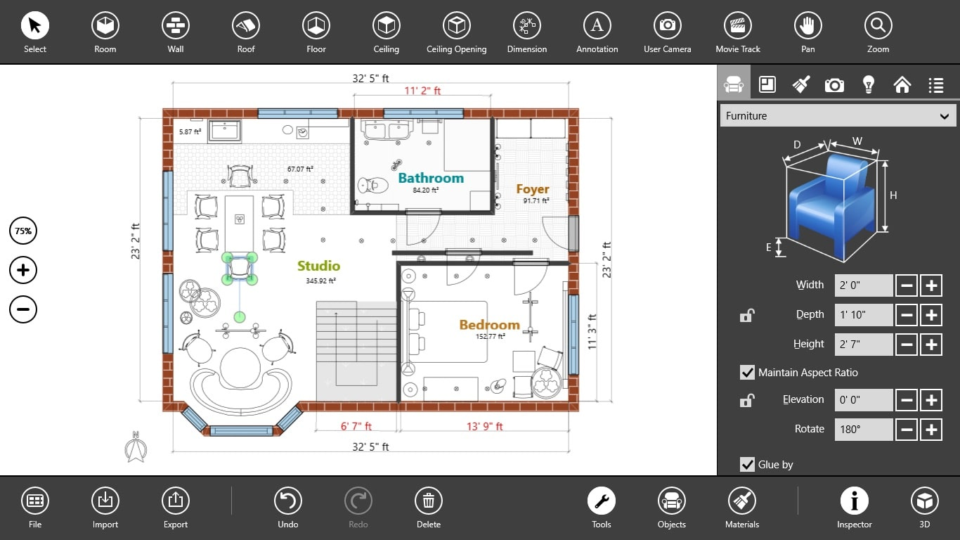 Live interior 3d pro download for Online architecture software