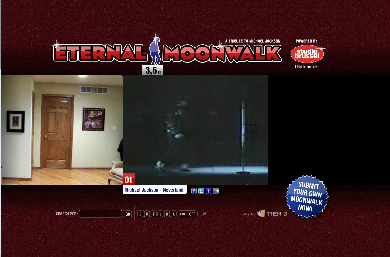 Eternal moonwalk - A tribute to michael jackson