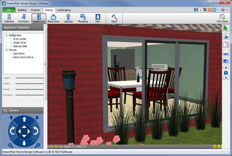 dreamplan home design software - download, Powerpoint templates