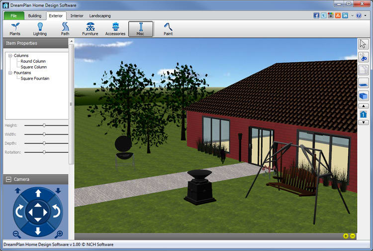 Merveilleux DreamPlan Home Design Software