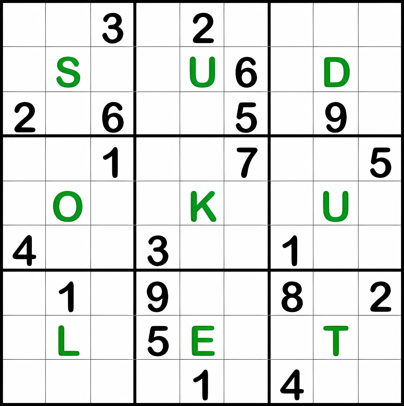 Sudokulet