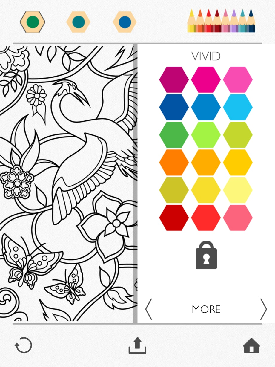 and viral facebook photos of stuff from when you were a kid heres colorfy the digital coloring book for adults view full description - Digital Coloring Book