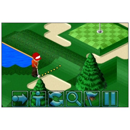 Pocket Mini Golf 2