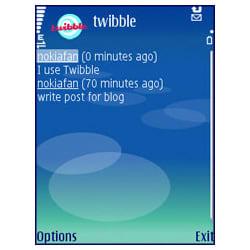 Twibble Mobile