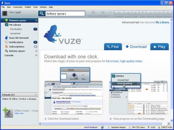 vuze download