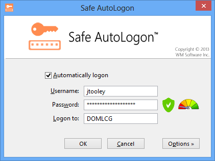 Safe AutoLogon