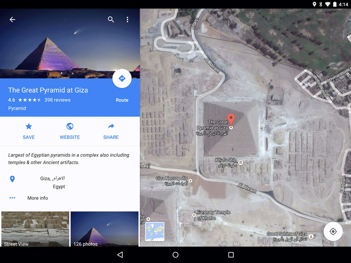 Google maps for android download google maps for android provides an unrivaled way to find your way around using your mobile phone view full description google maps gumiabroncs Choice Image
