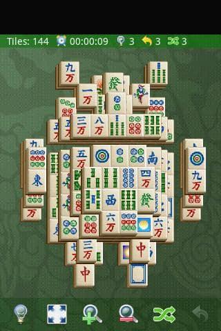 麻雀 (Mahjong)