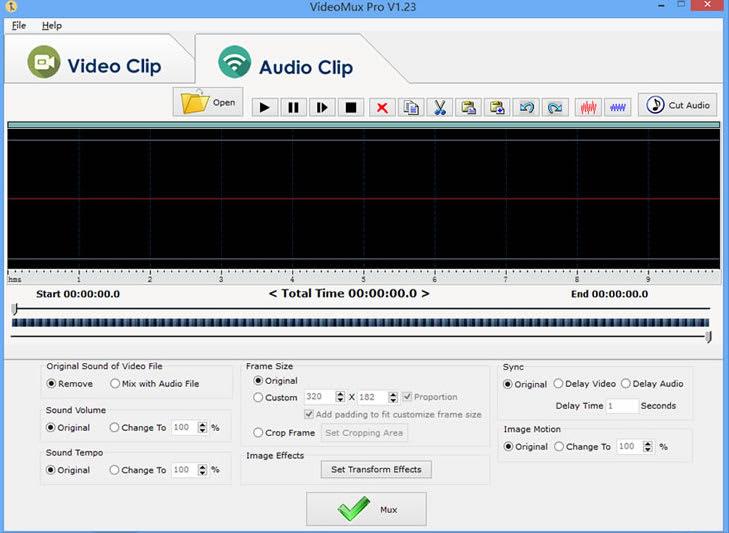 VideoMux Pro