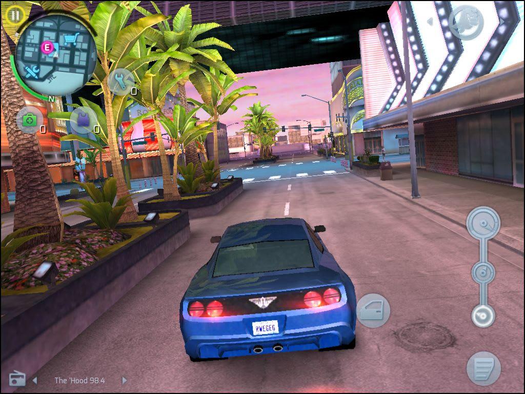 Auto World Las Vegas >> Gangstar Vegas for iPhone - Download