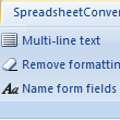 SpreadsheetConverter to HTML / JavaScript