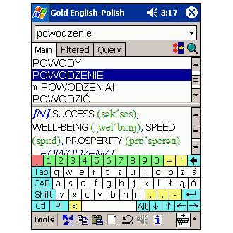LingvoSoft Gold Talking Dictionary English-Polish