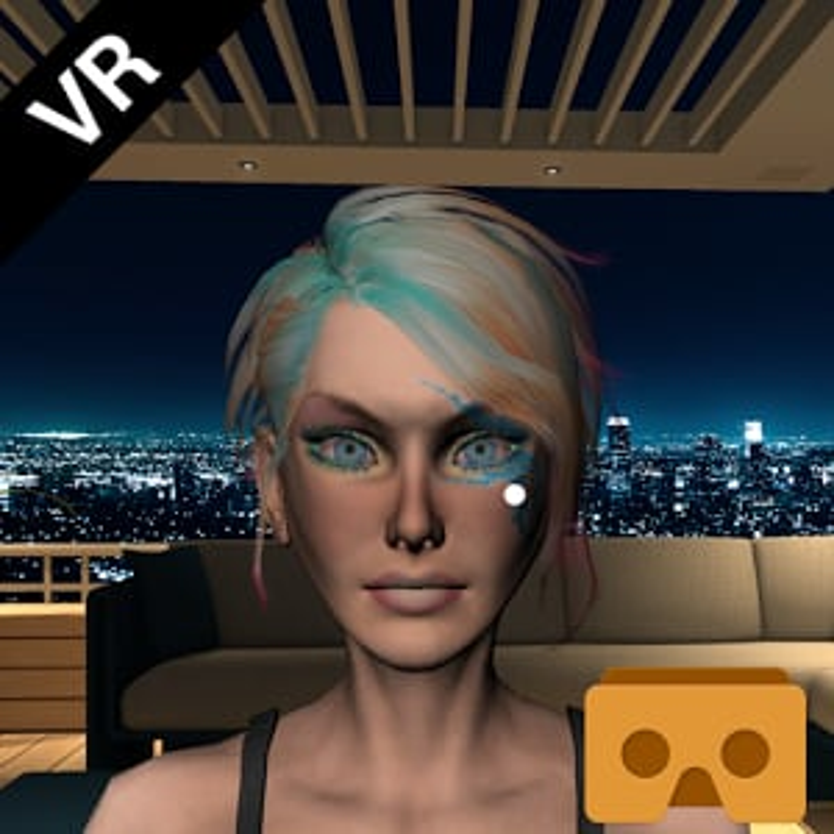 VR Girlfriend for Cardboard 1.1