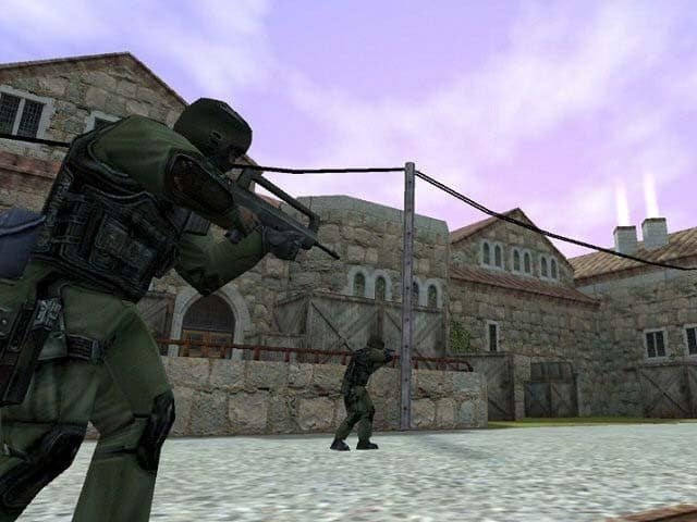 Counter Strike 1.6 Z-Bot