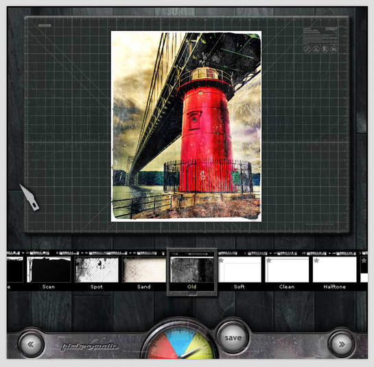 Pixlr-o-matic: Beautiful photos in only 3 steps