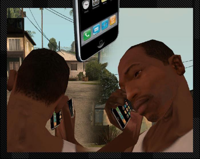 GTA iPhone y accesorios