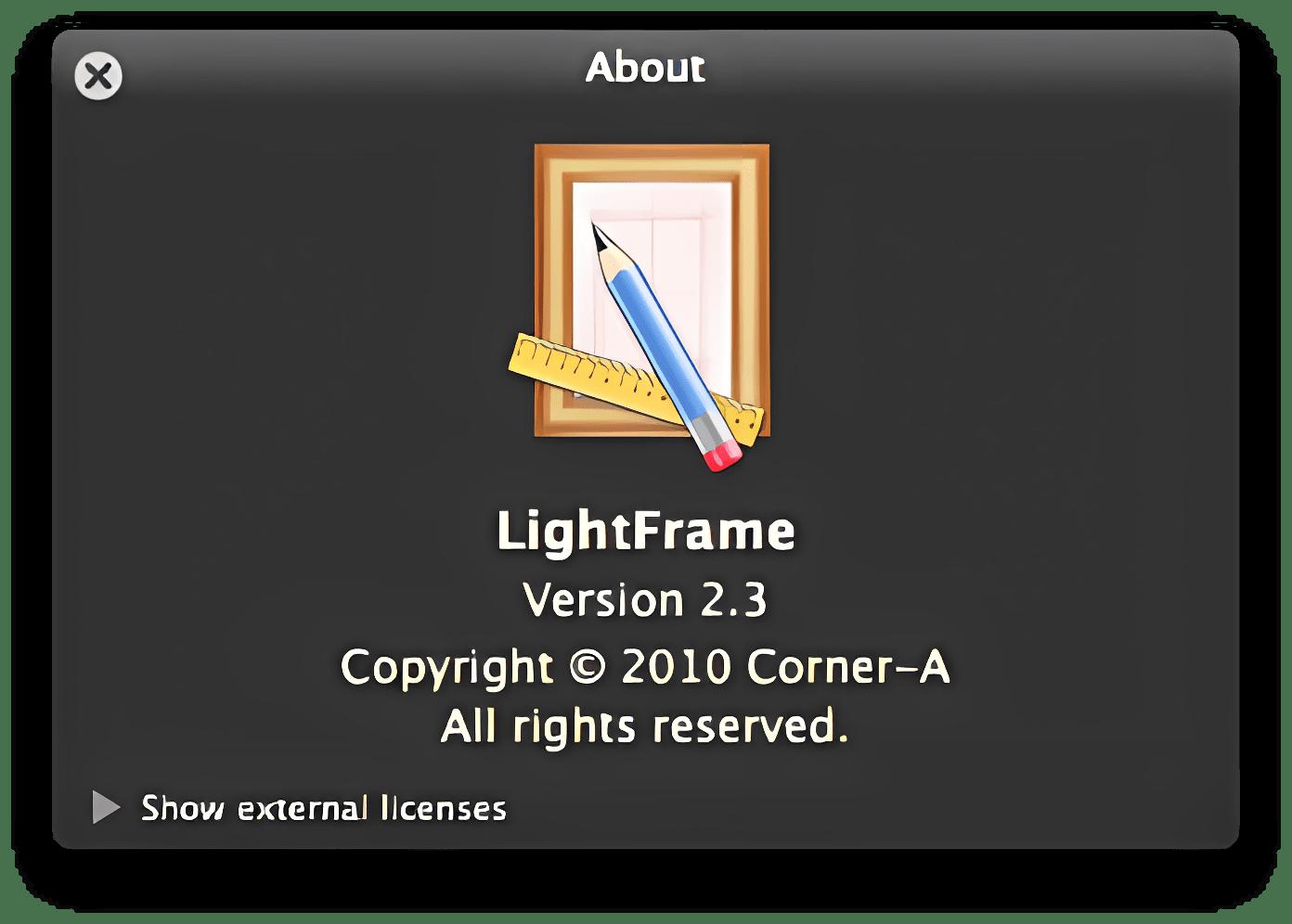 LightFrame