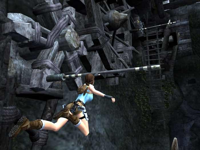 Скачать tomb raider anniversary rus torrent