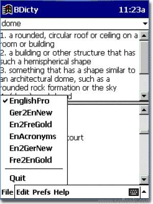 English Dictionary Pro