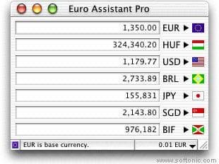 Euro Assistant Pro