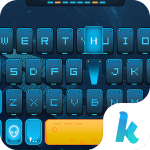 Future Warrior Kika Keyboard 1.0