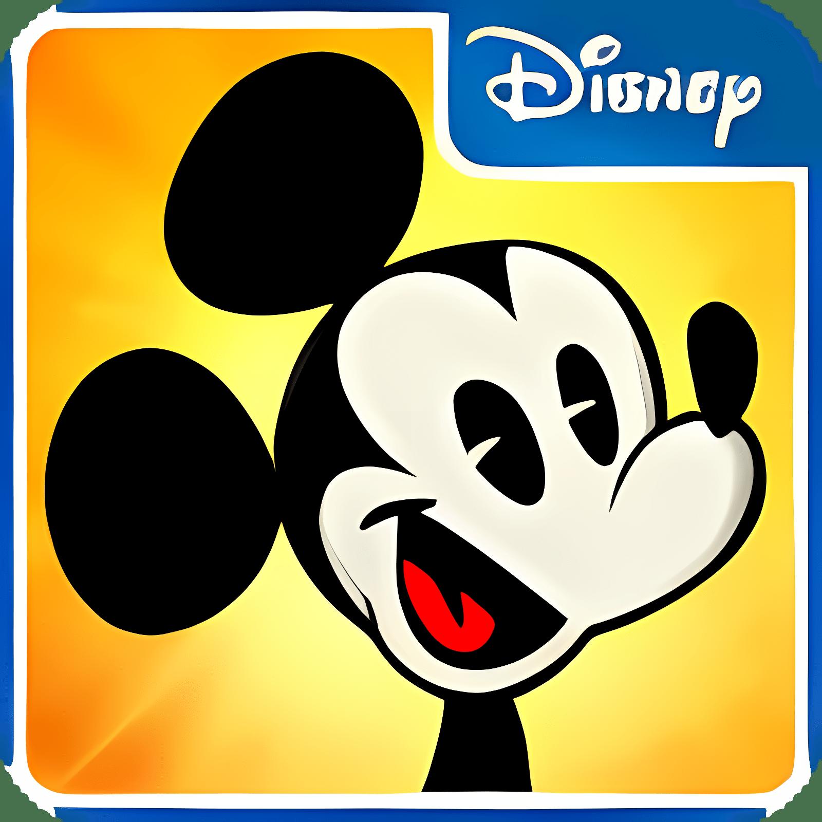 Mais où est Mickey?