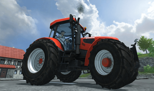 Dodatek Ursus do Farming Simulator 2013
