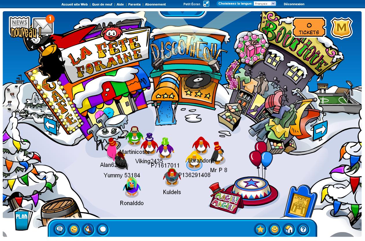 H Club Penguin Club Penguin On...