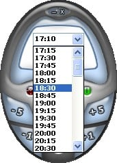 MP3 Pizza Timer