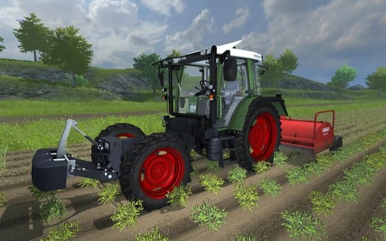 Farming Simulator: Fendt GTA 380 Turbo