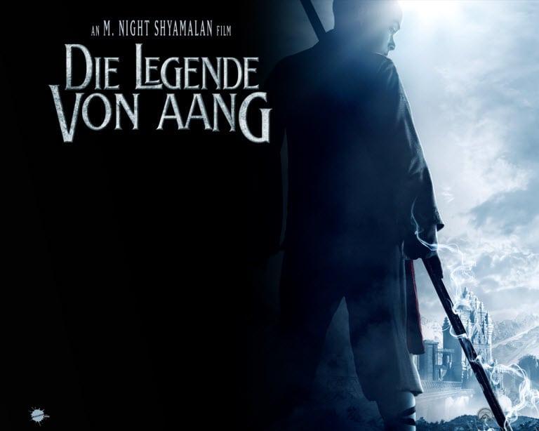 Die Legende von Aang (The Last Airbender) Wallpaper