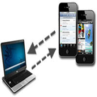iPubsoft iPad iPhone iPod to Mac Transfer
