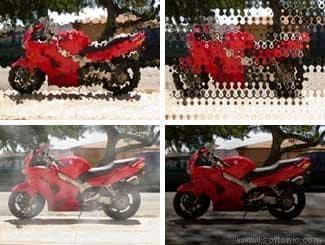 iMovie Smoke & Glass Effects Plug-in