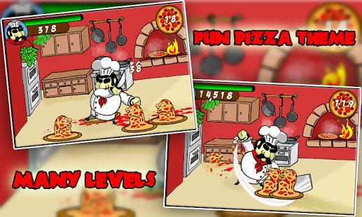 Horror Pizza 1: Pizza Zombies